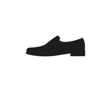 Mens Shoe Icon. Vector Illustr...
