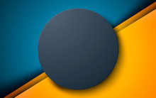 Modern Abstract Background Hip...