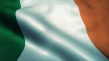 Flag Of Republic Of Ireland - ...