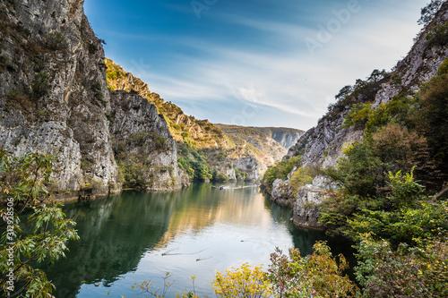 Fototapeta Matka Canyon -  Skopje, North Macedonia
