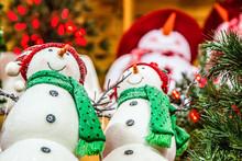 Christmas Shopping. Interior O...