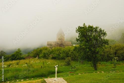 Photo Tatev Monastery is 9th-century Armenian Apostolic monastery near Tatev village in Syunik Province in southeastern Armenia