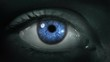 Dark Eye. Multicolored and Blue. Dark gray skin. 2 in 1. Colored eye blinking. Each video is loopable. More options in my portfolio.