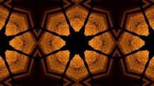 Stained Glass Window Kaleidosc...