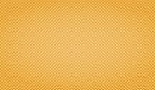 Waffle Yellow Background. Text...