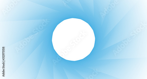 abstract convoluted background with place for text Fototapet