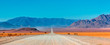 canvas print picture - On the road in Africa, Namibia