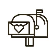 Happy Valentines Day Envelope ...