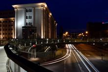 Centrum Rzeszowa Nocą, Magicz...