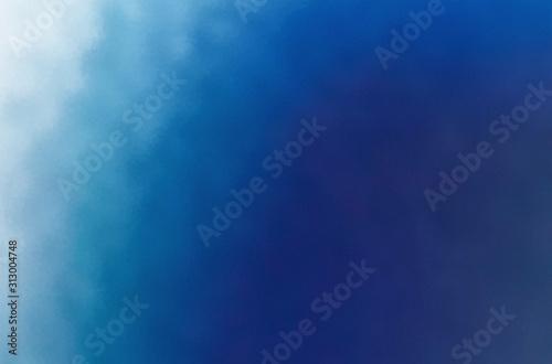 Photo  Abstrakter Hintergrund blau, türkis mit hellen, dunklen, unscharfen Farbtönen