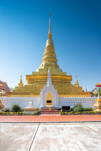 Phra That Chae Haeng Temple In...