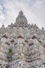 Temple Wat Arun Bangkok, Thail...