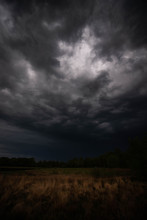 Stormy Clouds And Thunder