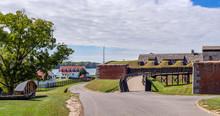 Fort Niagara, New York State, ...