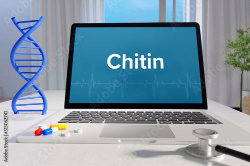 Fotografiet Chitin – Medizin/Gesundheit