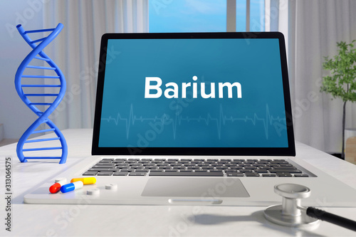 Photo Barium – Medizin/Gesundheit
