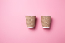 Paper Cup For Hot Coffee Or Te...