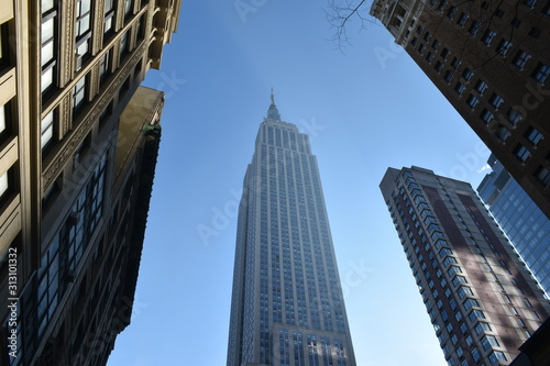 Photo Empire state building
