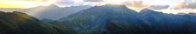Sunrise On Fagaras High Mounta...