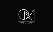 OM ,MO ,O ,M Letter Logo Desig...