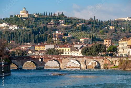 Photo Verona landscape