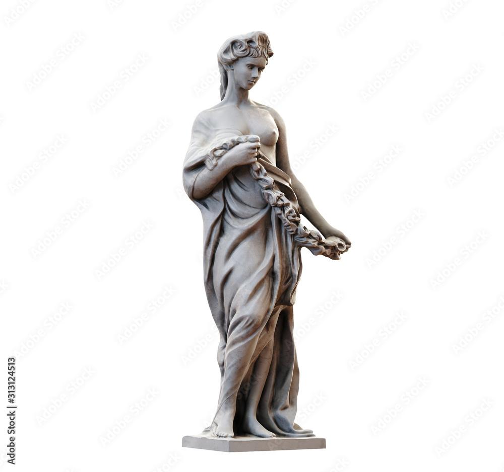 Fototapeta Woman Sculpture