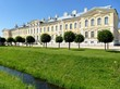Versailles des Baltikums: Schloss Rundāle bei Bauska, Lettland