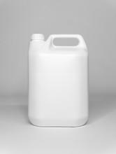 5 Ltr / Litre White Plastic Co...