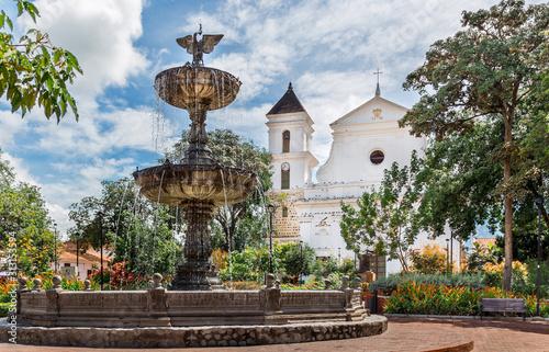 Fototapeta premium Santa Fe de Antioquia