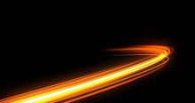 Light Trail Flash, Neon Yellow...