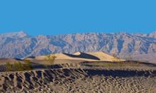 Death Valley Sand Dunes, Death Valley National Park