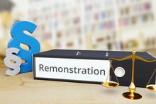 Remonstration – Ordner Mit B...