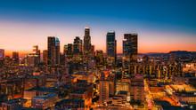 Los Angeles California Skyline