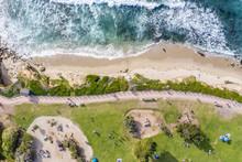 Aerial Rocky Point La Jolla