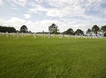 Us Cemetery Omaha Beach - Norm...