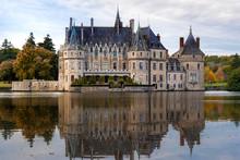 Bretesche Medieval Castle As S...