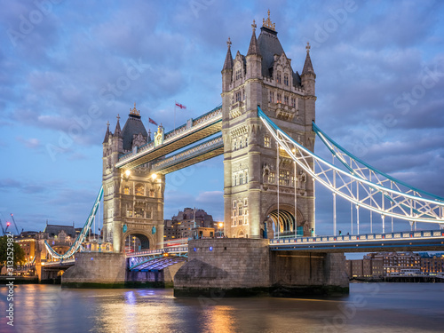 London in the UK