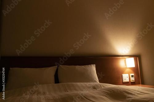 寝室 Fototapeta