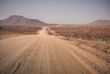 Gravel Road C43 Between Palmwa...