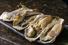新鮮で美味しい牡蠣