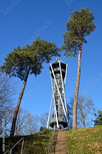 Photo Aussichtsturm auf dem Freiburger Schlossberg