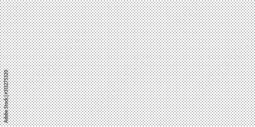 Obraz Abstract halftone black and white vector background. Grunge effect dotted pattern. Vector graphic for web business designs. - fototapety do salonu