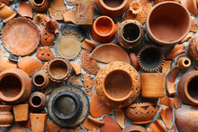 Abstract - Pottery Thai Or Bro...