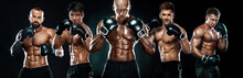Boxing Concept. Sport And Fitn...