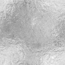 Silver Foil Seamless Texture, ...
