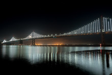 View Of The Oakland Bridge Wit...