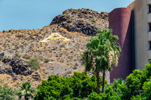 Andesite Butte Mountain At Arizona State University