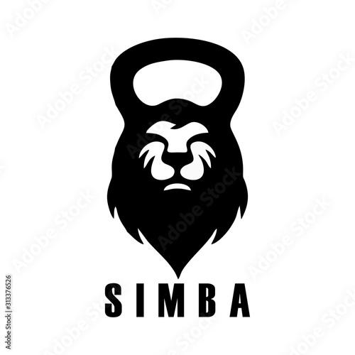 Photo  Simba Logo Design
