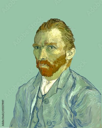 Vincent Van Gogh Wall mural