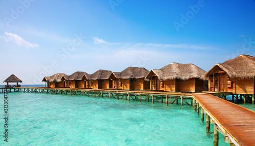 Maldives Fototapeta